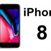 (7-0022) ฟิล์มกระจก iPhone 8