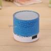 ลำโพงบลูทูธ A9 MINI Speaker สีฟ้า