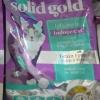 solid gold let's stay in : แซลมอน,ไฟเบอร์สูง ลดการเกิดก้อนขนอุดตัน บำรุงผิวและขน 1.36 กก. 780รวมส่ง