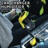 หัวชาร์จในรถ REMAX Humidifier RT-C01 (สีดำ/เหลือง)