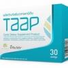 TAAP แท็พ ควบคุมเบาหวาน น้ำตาลในเลือด ความดัน คอเลสเตอรอล