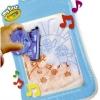 กระดานระบายสีเทียน มีเสียงดนตรี Crayola My First Crayola Musical Rub-Art Station