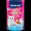 Vitakraft ขนมแมวไวต้าคราฟ คริสปี้ครันซ์ กลิ่นแซลมอน กรอบนอกนุ่มใน (60g) สองโหล2340รวมส่ง