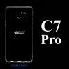 เคส Samsung C7 Pro ซิลิโคน สีใส