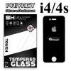 ฟิล์มกระจก iPhone4/4s (Privacy)