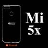 เคส Xiaomi Mi 5x ซิลิโคน สีใส