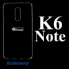 เคส Lennovo K6 Note ซิลิโคน สีใส