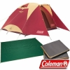 COLEMAN TOUGH DOME 3025 BURGUNDY