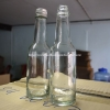 BWB119 ขวดเหล้าแก้วใส 150cc ฝาเกลียวจุกใน
