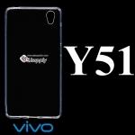 เคส Vivo Y51 ซิลิโคน สีใส