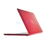 Notebook Dell Inspiron N5567-W56652390THW10 (Red)