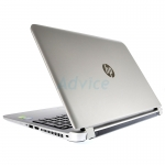 Notebook HP Pavilion 15-ab555TX (Silver)