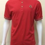 เสื้อโปโลผู้ชาย สีแดง