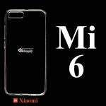 เคส Xiaomi Mi6 ซิลิโคน สีใส