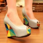 Preorder รองเท้าแฟชั่น สไตล์เกาหลี 34-41 รหัส 9DA-2571