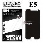 ฟิล์มกระจก Samsung E5 (Privacy) (ฟิล์มกันเสือก)