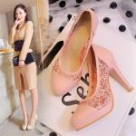 Preorder รองเท้าแฟชั่น สไตล์เกาหลี 33-43 รหัส 9DA-7370