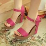 Preorder รองเท้าแฟชั่น สไตล์เกาหลี 34-39 รหัส 9DA-5635