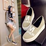 Preorder รองเท้าแฟชั่น สไตล์เกาหลี 31-43 รหัส 9DA-6266