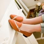 Preorder รองเท้าแฟชั่น สไตล์เกาหลี 32-43 รหัส 9DA-2548