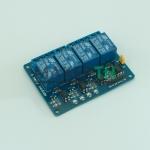 Relay Module 5V 4-Channel