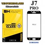 ฟิล์มกระจก Samsung J7 Pro เต็มจอ(5D) สีดำ