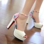 Preorder รองเท้าแฟชั่น สไตล์เกาหลี 33-43 รหัส N5-4493