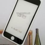 (7-0052) ฟิล์มกระจก iPhone 8 Plus (เต็มจอ 3D) Original สีดำ