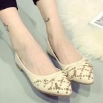 Preorder รองเท้าแฟชั่น สไตล์เกาหลี 35-41 รหัส GB-3960