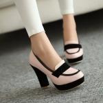 Preorder รองเท้าแฟชั่น สไตล์เกาหลี 34-43 รหัส 55-9882