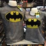 แบทแมน สีเทา (Batman gray logo black yellow)