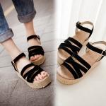 Preorder รองเท้าแฟชั่น สไตล์เกาหลี 34-43 รหัส 9DA-0044