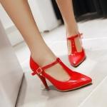 พรีอเดอร์ รองเท้าแฟชั่น 33-43 รหัส 9DA-6038