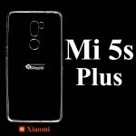 เคส Xiaomi Mi5s Plus ซิลิโคน สีใส
