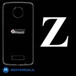 เคส Moto Z ซิลิโคน สีใส