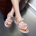 Preorder รองเท้าแฟชั่น สไตล์เกาหลี 34-43 รหัส N5-0918