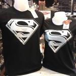 ซุปเปอร์แมน สีดำ (Superman logo WHITE)