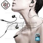 หูฟัง Remax Bluetooth RB-S8 สีดำ