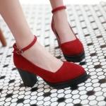 Preorder รองเท้าแฟชั่น สไตล์เกาหลี 34-39 รหัส 9DA-2889
