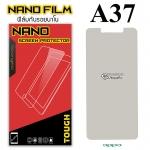 ฟิล์มกันรอย Oppo A37 (Nano)
