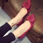 Preorder รองเท้าแฟชั่น สไตล์เกาหลี 35-41 รหัส BG-9940