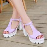 Preorder รองเท้าแฟชั่น สไตล์เกาหลี 33-43 รหัส 9DA-2920