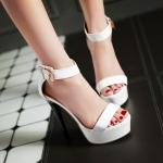 Preorder รองเท้าแฟชั่น สไตล์เกาหลี 34-43 รหัส 9DA-3850