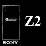 เคส Sony Z2 ซิลิโคน สีใส