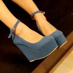Preorder รองเท้าแฟชั่น สไตล์เกาหลี (34-39) รหัส 9DA-9298
