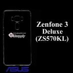 เคส Zenfone3 Deluxe (ZS570KL) ซิลิโคน สีใส