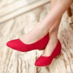 พรีออเดอร์ รองเท้าแฟชั่น 34-46 รหัส 9DA-2239