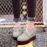 Preorder รองเท้าแฟชั่น สไตล์เกาหลี 33-42 รหัส N5-5296