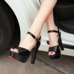 Preorder รองเท้าแฟชั่น สไตล์เกาหลี 33-43 รหัส 9DA-5055