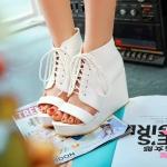 Preorder รองเท้าแฟชั่น สไตล์เกาหลี 31-43 รหัส 9DA-4579